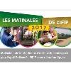vitation aux Matinales de l'IFIP au Space 201