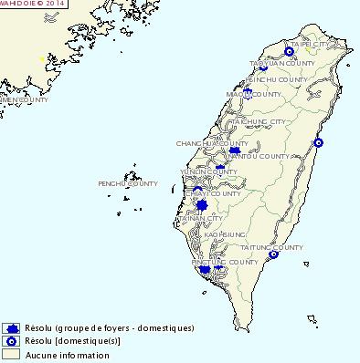 PEDV Taïwan