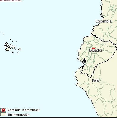Equateur coronavirus