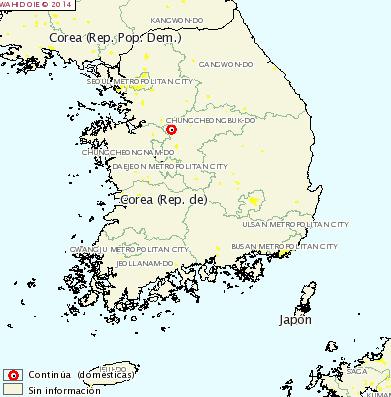 fièvre aphteuse Corée