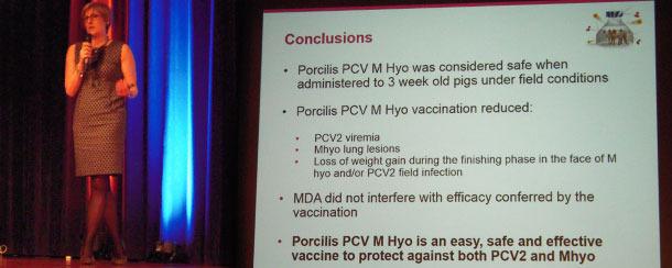 Rika Jolie a approfondi sur les résultats d'efficacité et sécurité du vaccin en apportant des données de différents essais réalisés