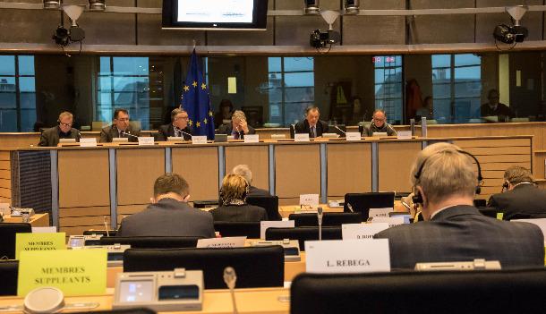 OIE European Parliament
