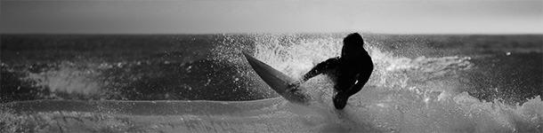 Surfeando en la cresta de la ola