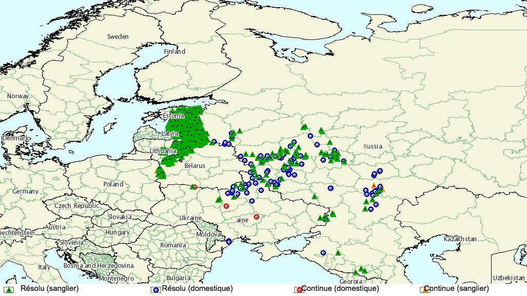 PPA en Russie janvier 2014 à mai 2016