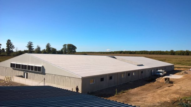 Hypor recently opened the doors on a new state-of-the-art facility in Sichamps, France.