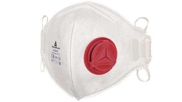 Je recommande comme protection minimale un masque anti-poussière jetable bien ajustable et à double lanière.