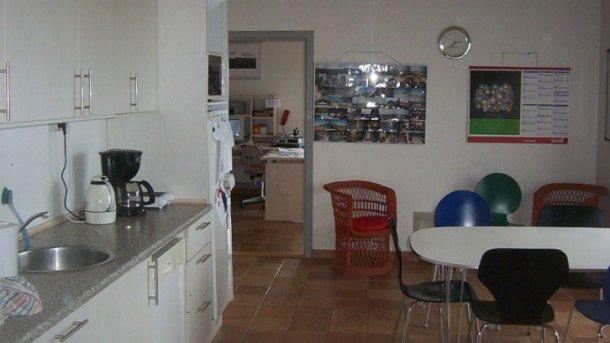 Cuisine et salle à manger dans une ferme 1
