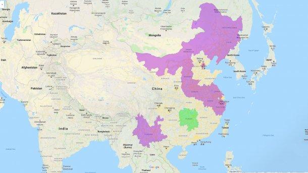 Hunan, nouvelle province touchée par la PPA