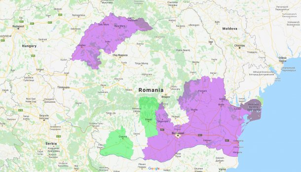 Dolj et Arges sont les nouveaux comtés touchés par la PPA.