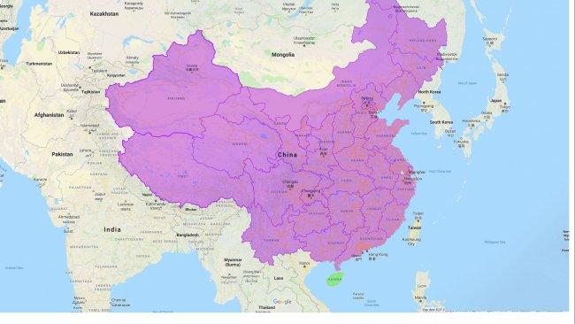 Hainan, la dernière zone indemne de la maladie, a confirmé la présence de deux foyers de PPA.